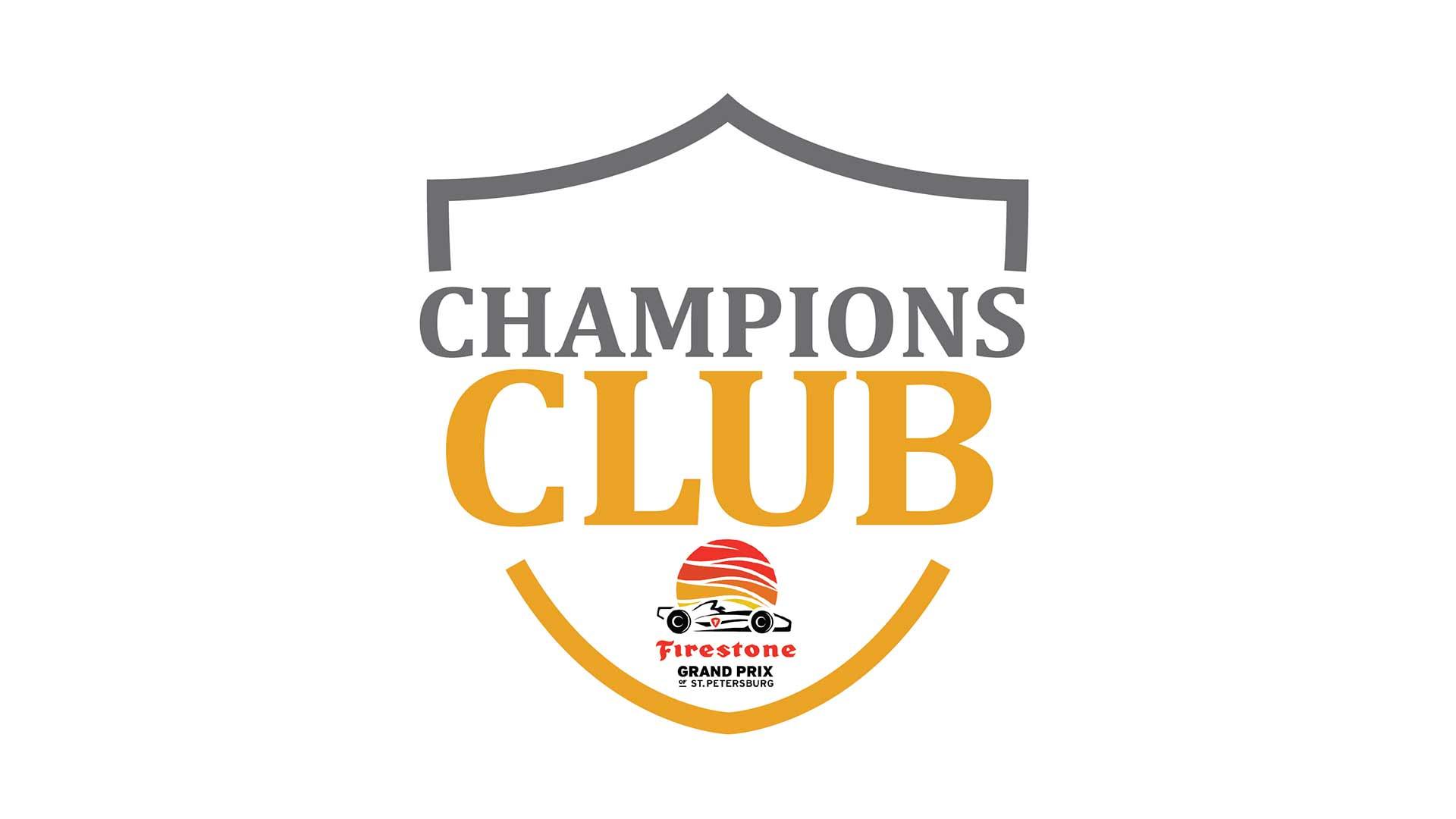 firestone grand prix of st petersburg champions club